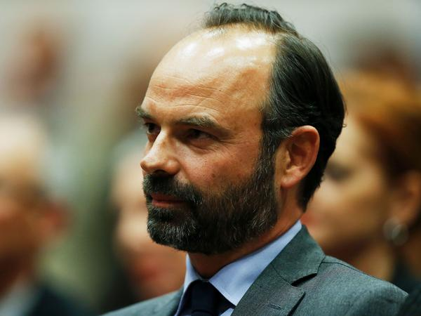 Conservative lawmaker Edouard Philippe has been chosen to be the next prime minister. Philippe is mayor of Le Havre, France.