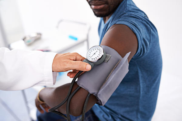 It's not clear how living in a segregated neighborhood affects blood pressure, but stress is one potential cause, experts say.