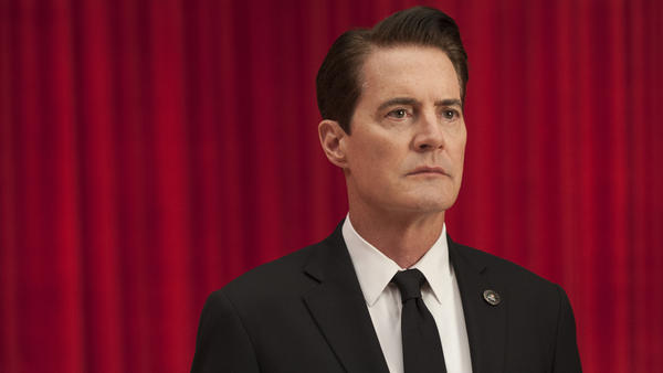 Kyle MacLachlan reprises his role as FBI Agent Dale Cooper, among others, in Showtime's revival of <em>Twin Peaks</em>.