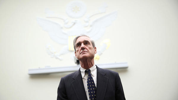 Former FBI Director Robert Mueller arrives to testify before the House Judiciary Committee in 2013. The Justice Department announced Wednesday that Mueller will lead the FBI's investigation into Russia's meddling in the 2016 election.