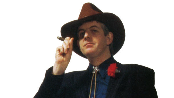 Nick Lowe... in a country mood.