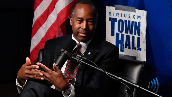 Secretary of Housing and Urban Development Ben Carson appeared on SiriusXM's Town Hall hosted by Armstrong Williams earlier this week.