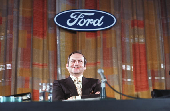 <p> </p><p><strong>Lee Iacocca,</strong> president of Ford, best selling author, CEO of Chrysler</p><p>1970-1978<br /> Legacy Car: Ford Mustang, Ford Escort</p><p>Iacocca was fired by Henry Ford II in 1978 despite the company's profitability, would eventually save Chrysler and help to invent the minivan.</p>