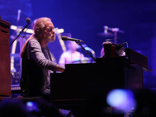 Gregg Allman of The Allman Brothers Band performs at The Beacon Theatre on Oct. 28, 2014 in New York City.