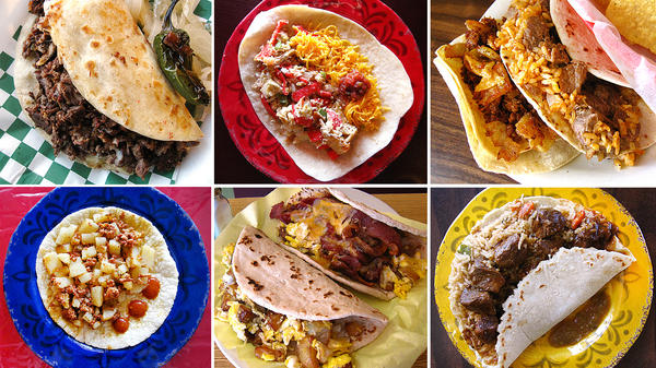 San Antonio Express-News food critic Mike Sutter has already eaten about 700 tacos during his yearlong taco-a-day quest.