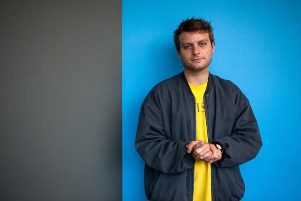 Mac DeMarco talks with NPR about how his relationship with his father influenced the music on his last album, <em>This Old Dog</em>.