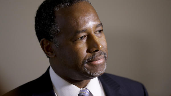 "Housing and Urban Development Secretary Ben Carson drew controversy last month when he said in a radio interview that ""poverty to a large extent is also a state of mind."""