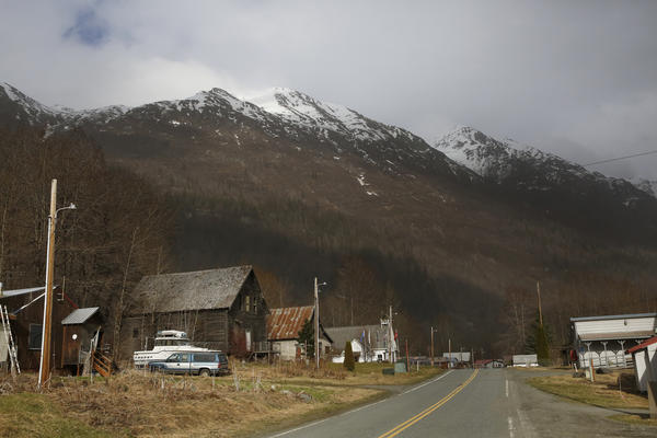 Klukwan, a small native village in southeast Alaska, is home to about 90 people.