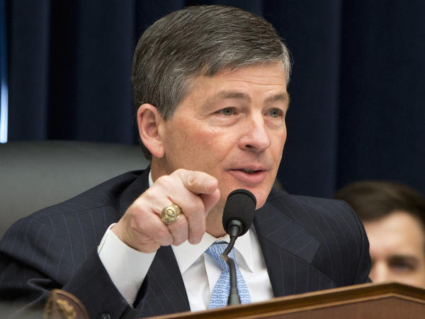 House Financial Services Committee Chairman Jeb Hensarling, R-Texas, authored and championed the Financial Choice Act.