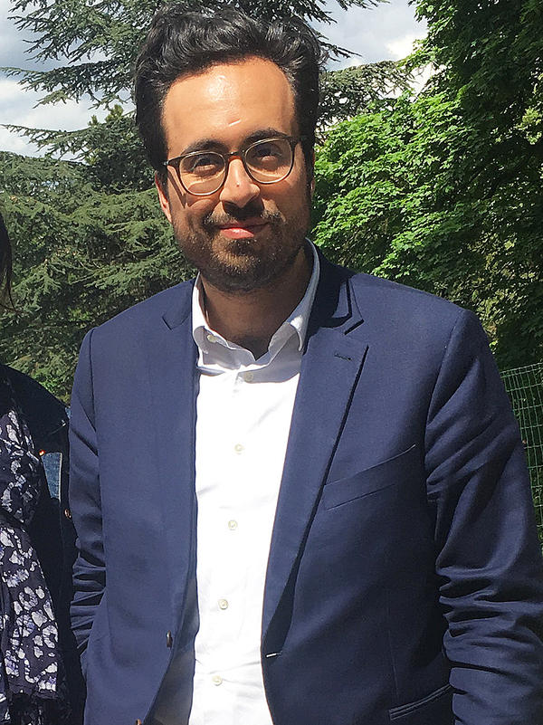 At 33, Mounir Mahjoubi is the youngest member of Macron's cabinet. He became a kind of star during the presidential campaign when he lead Macron's bare bones digital team and foiled Russian hackers.