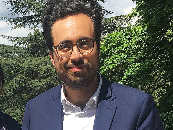 At 33, Mounir Mahjoubi is the youngest member of Macron's Cabinet. He became a kind of star during the presidential campaign when he led Macron's bare-bones digital team and foiled Russian hackers.
