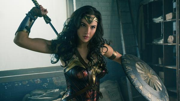 Gal Gadot stars in <em>Wonder Woman</em>.