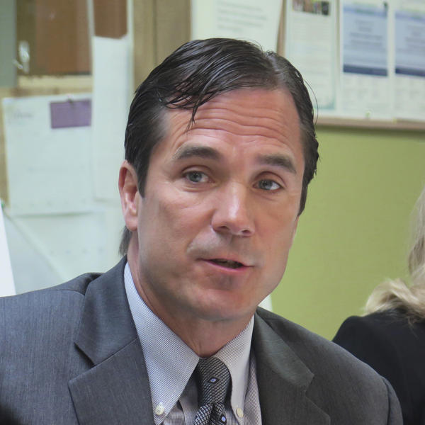 Nick Lyon, Michigan's director of Health and Human Services, is the highest-ranking state official to be criminally charged in connection to the Flint water crisis.