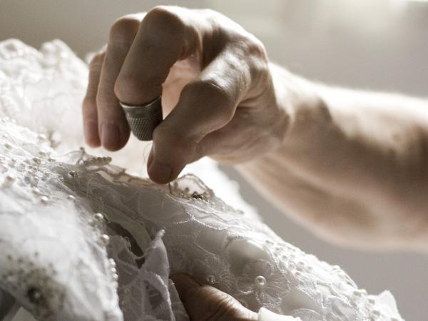 In a study that tested the vision of people from a variety of professions, researchers at the University of California, Berkeley found that dressmakers who spend many hours doing fine, manual work seemed to have a superior ability to see in 3-D.