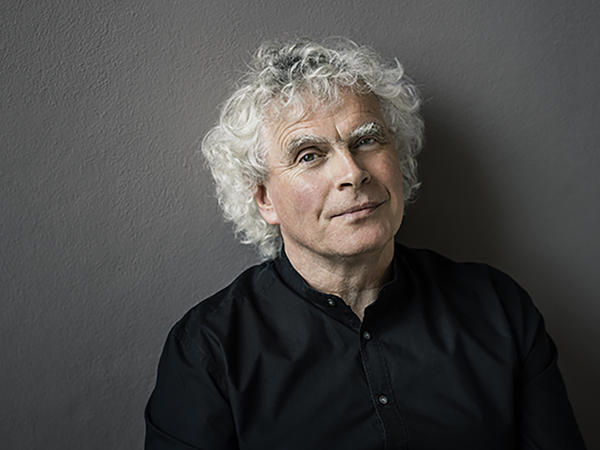 Sir Simon Rattle.
