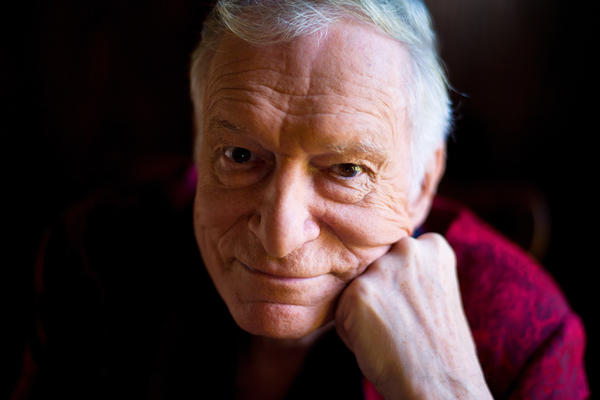 Hefner, pictured here in 2011, spent the last decades of his life more as a cultural symbol than a force.