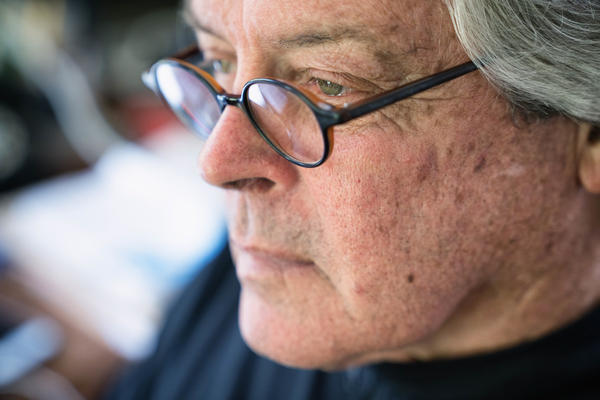 Greg O'Brien was diagnosed with early-onset Alzheimer's disease eight years ago. He has written about his experiences with the disease.