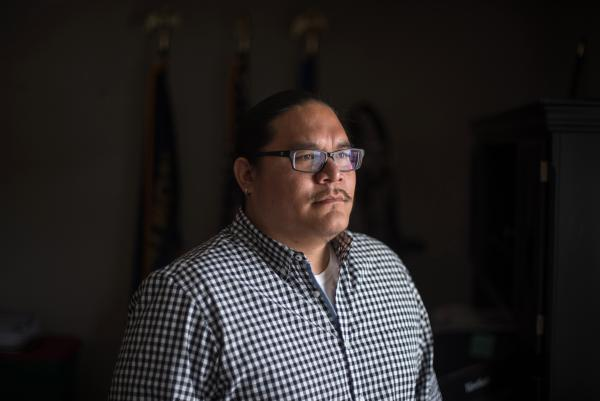"Northern Cheyenne Tribe President Jace Killsback says allowing coal excavation would be deeply destructive to the tribe's culture. ""We are the ancestors of those who resisted,"" he says."