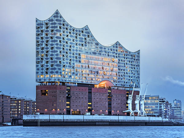 The Elbphilharmonie, in Hamburg, Germany's harbor, is home to the NDR Elbphilharmonie, the orchestra Alan Gilbert will take over in the 2019-2020 season.