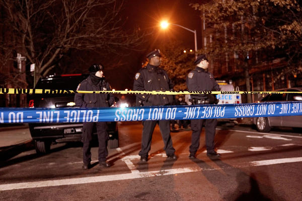 The Blue Alert, a new kind of public emergency notification was named after two New York Police Department officers, Rafael Ramos and Wenjian Liu, who were killed in an ambush attack by a man who hours earlier had shot a woman near Baltimore.