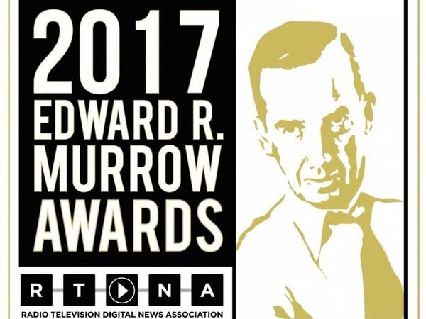 RTDNA Murrow Awards