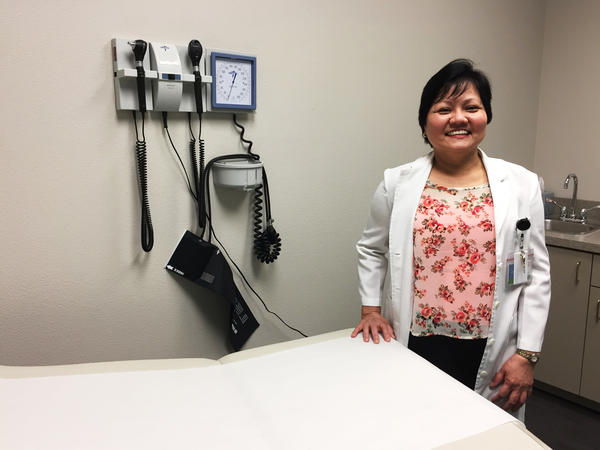 Maria Vital is a nurse at FirstMed Clinic, where a majority of the patients are on Medicaid.