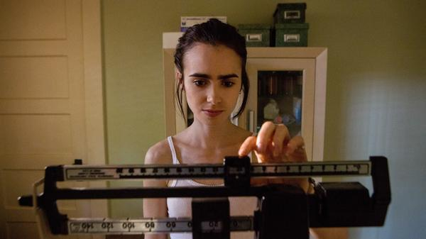 Surprised by her new group home's unusual rules, Ellen (Lily Collins) has to discover how to confront her addiction and arrive at self-acceptance.