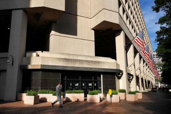 Plans to replace the J.Edgar Hoover FBI building have been canceled by the Trump administration.