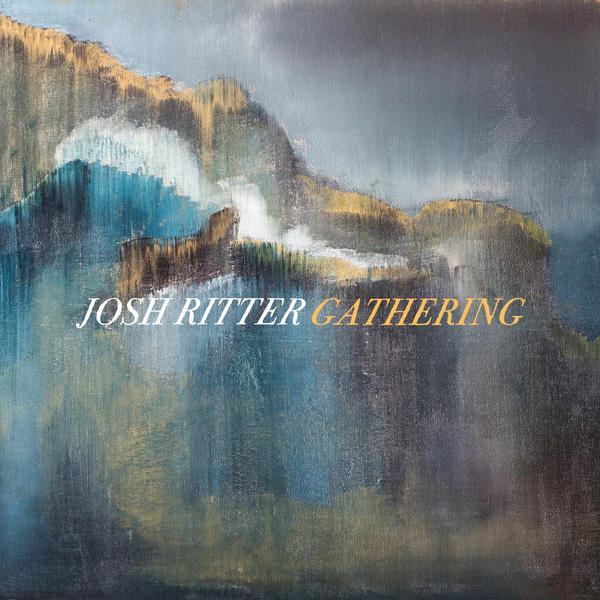 The cover art for Josh Ritter's 9th studio album <em>Gathering</em>