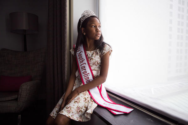 Tymia McCullough is a poised, pageant-winning 11-year-old from South Carolina. She also happens to have sickle cell anemia and relies on Medicaid to pay for medical care.
