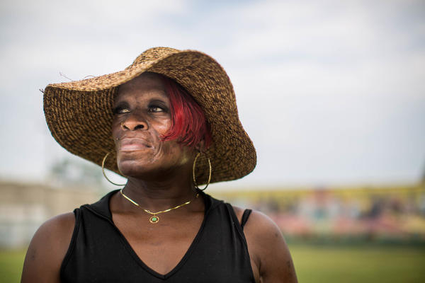 Towson was known in her West Baltimore neighborhood as Teacup. For years, she was the go-to person for help getting high.