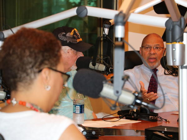 NPR's Michel Martin talks with former Detroit Mayor Dennis Archer about the conditions that led to Detroit unrest.