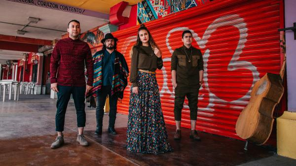 The Chamanas' latest album is <em>NEA</em>.