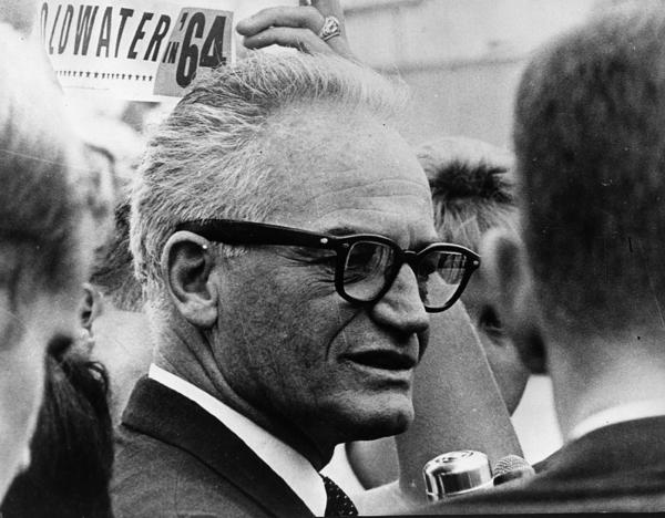 """""""The Goldwater Rule"""" was implemented in 1973, preventing psychiatrists from making armchair diagnoses, after Barry Goldwater, the Republican nominee for president, successfully sued a magazine that published an article doubting his sanity."""