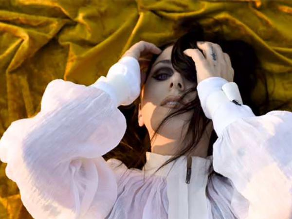 Chelsea Wolfe's upcoming album, <em>Hiss Spun, </em>is due out Sept. 8 on Sargent House.