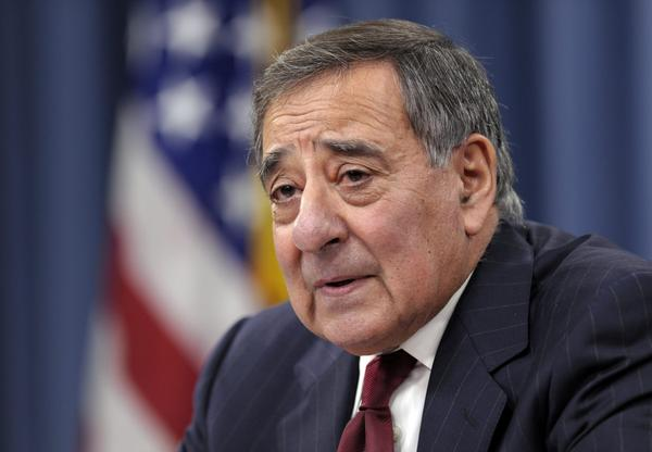 Leon Panetta, pictured here in 2013, was White House chief of staff to former President Bill Clinton. (Susan Walsh/AP)
