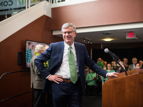 William Jeffries, a dean at the University of Vermont's Larner College of Medicine, is leading the push to end lectures for medical students.