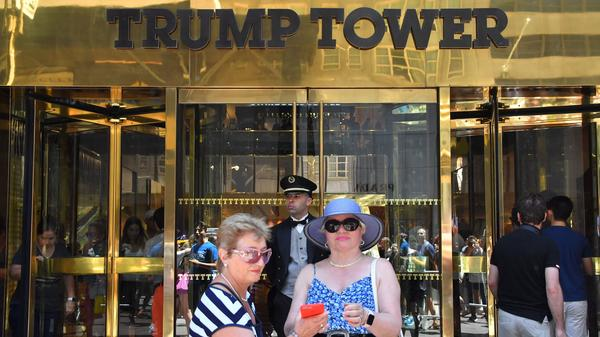 President Trump's home base in New York, Trump Tower, no longer has the Secret Service's command post as a tenant. The service couldn't reach a lease agreement with the Trump Organization.