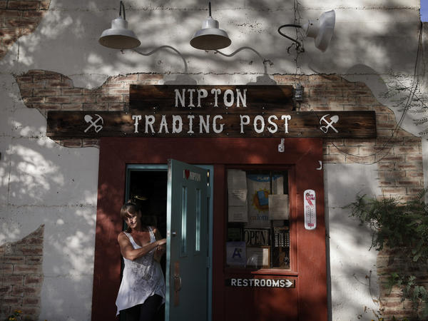 "The Nipton Trading Post is among the few businesses in the tiny California town. American Green has big plans for the town in what it calls the ""Cannabis Revolution."""