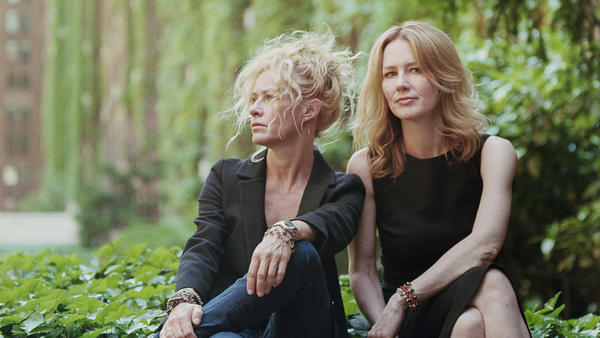 Shelby Lynne and Allison Moorer's new album, <em>Not Dark Yet</em>, is out August 18.