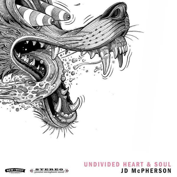 JC McPherson, <em>Undivided Heart & Soul</em>