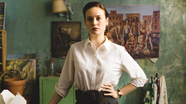 Brie Larson as Jeannette Walls, a young woman who carved out a successful life on her own terms.
