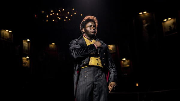 Okieriete Onaodowan had to learn both accordion and piano to play the role of Pierre in <em>Natasha, Pierre and The Great Comet of 1812</em>. He ends his run on the show in mid-August<em>.</em>