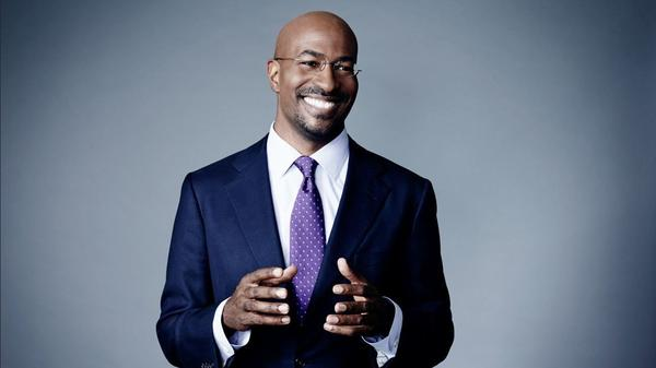 CNN political commentator and Prince devotee Van Jones is fusing hip-hop into his #LoveArmy.