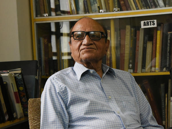"Dharam Bir Ahuja, now 89, was 19 when he and his family crossed into India from newly created Pakistan. He became one of India's most important officials, Commissioner of the Indian Revenue Service — an achievement Ahuja attributes to ""an instinct for survival,"" but also luck."
