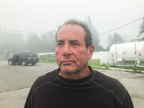 Brian Rockett runs a wholesale lobster business in Maine, despite his chronic pain from past injuries. He needs high doses of opioids to be able to work, he says, and his doctor agrees.