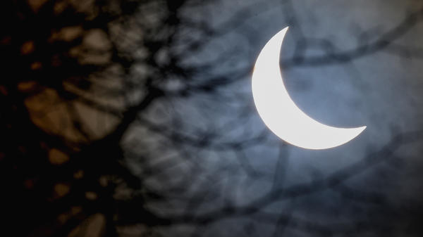 There are dozens of different eclipse rituals someone can perform, such as taking a ritual bath, but astrologer Sarolta DeFaltay says the most important aspect of any given ritual is that it's personal to the one performing it.
