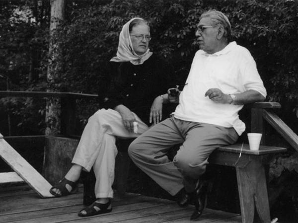"""Marghoob Quraishi and Renae """"Iffat"""" Quraishi founded the camp in 1961 as a place for kids to gather and learn about their faith. Renae, a convert to Islam who grew up American Methodist, went to a Methodist camp, and the Quraishis modeled theirs on her experience. Marghoob died in 2005; the next generation, including their daughters, runs the camp."""