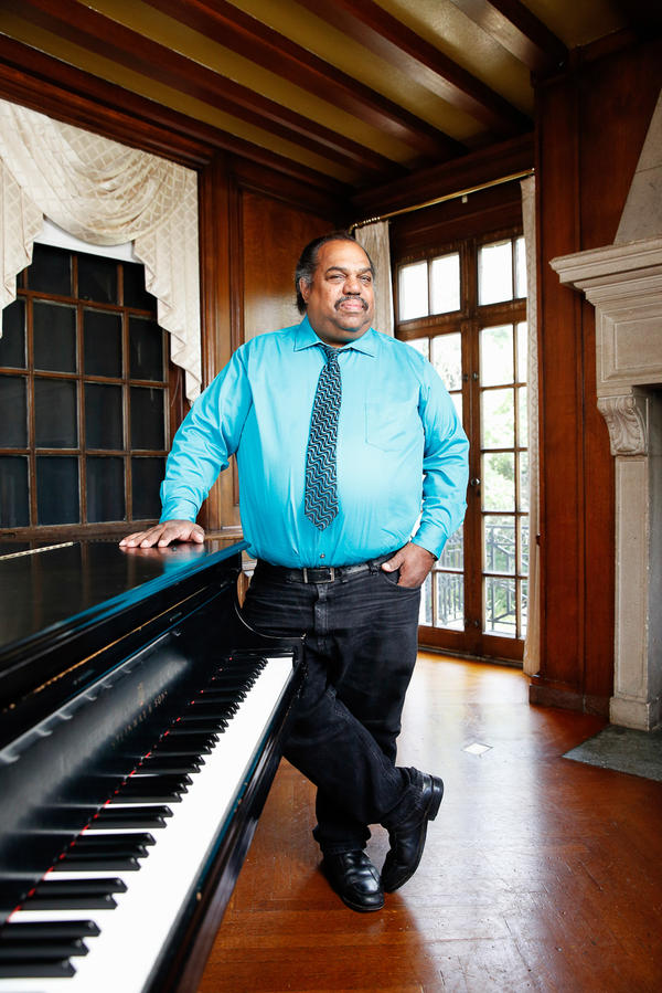 Daryl Davis first befriended a member of the Ku Klux Klan in a bar where he was performing. He says they bonded over liking the same type of music.