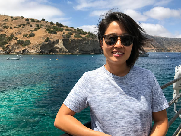 Diane Kim is the associate director of special projects and the director of undergraduate programs at The Wrigley Institute for Environmental Studies. She is one of the researchers who runs the kelp elevator project.